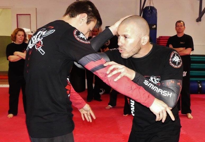 Sport de combat la rochelle
